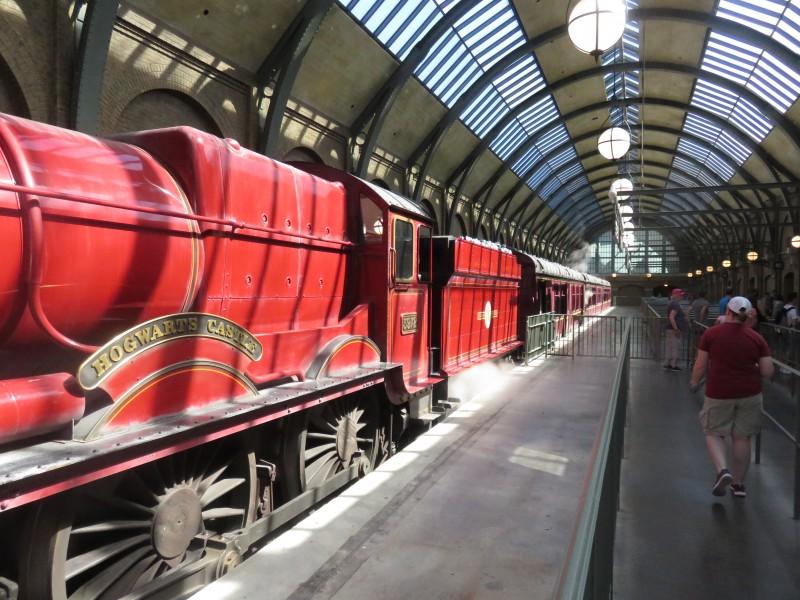 Hogwarts Express Thedibb