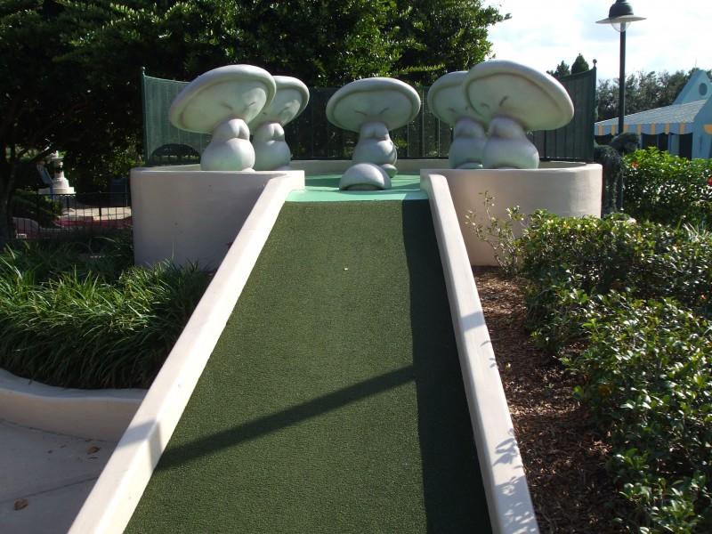 Fantasia Gardens Miniature Golf Thedibb