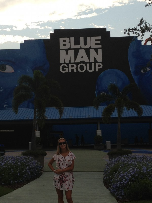 Blue man group thedibb - Blue man group box office ...