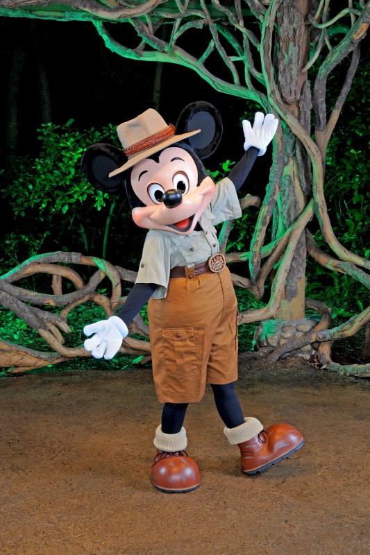 Character Meet Amp Greets At The Animal Kingdom Thedibb