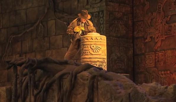 Indiana jones epic stunt spectacular thedibb