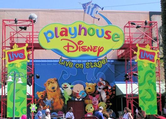 Playhouse Disney - Live on Stage