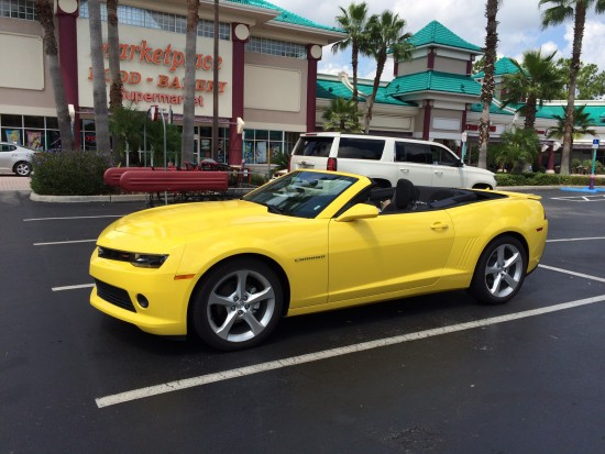 Post your car hire pictures here page 30 thedibb for West chevrolet airport motor mile
