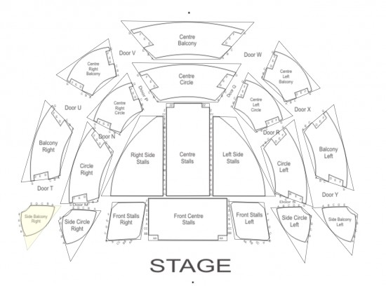 Sheffield Memorial Hall Seating Plan Www