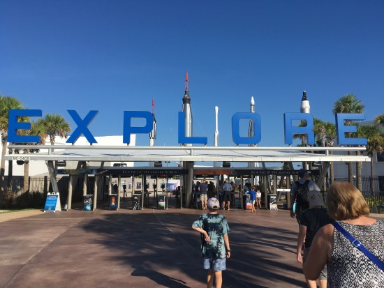 Kennedy Space Center Visitor Complex is open daily. Hours: 9am - 6pm (closing time varies seasonally, check before you go) On launch days for the SpaceX Falcon Heavy there will be no access to the Kennedy Space Center Visitor Complex with general admission tickets.
