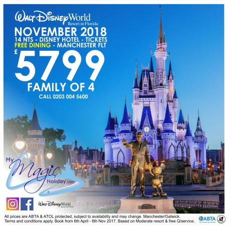 For the best discounts on multi-day Walt Disney World tickets (and other theme park and attraction tickets), we highly recommend checking out Undercover Tourist, a reliable ticket broker offering excellent Disney World ticket discounts and outstanding customer service.